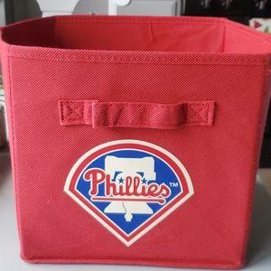 Folding Phillies storage box